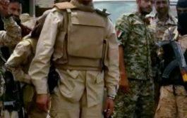 اللواء العاشر صاعقة يدفع بتعزيزات عسكرية بإتجاه شقرة في أبين.