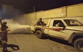 شاهد: فيديو لشباب وقائد مقاومة كريتر وهم يستخرجون 11 مدفع رش للمبيدات..بعد أخفائها