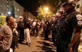 أعتقال 4 الف شخص جراء الاحتجاجات الأمريكية
