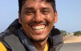 منظمة حق تدين اغتيال المصور الصحفي العالمي نبيل القعيطي