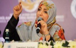 توكل كرمان: السعودية تحتجز قيادات ومسؤولي الدولة في اليمن