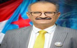 الجعدي : لا رأي الا ما تراه قواتنا الباسلة القابضة على زناد الحرية والكرامة