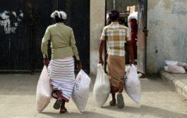 مليشيات الحوثي ومنظمات إغاثية . . غابت الأنسانية وحضرت المكانة والنفوذ والمال