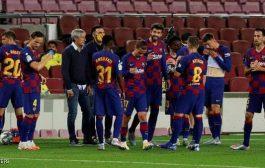 مدرب برشلونة يعترف بخلافاته مع اللاعبين: نحن في سيرك