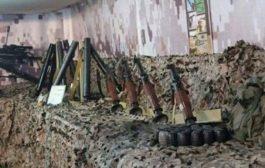مارب : خلية إرهابية حوثية في قبضة الشرعية