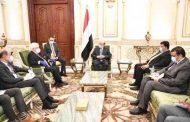 خلال لقائه بمارتن: الرئيس هادي يعلن عن رؤيته لتحقيق السلام في اليمن