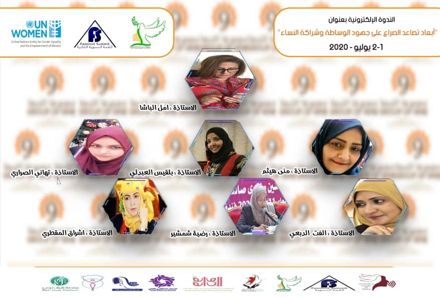 أبعاد تصاعد الصراع على جهود الوساطة وشراكة النساء