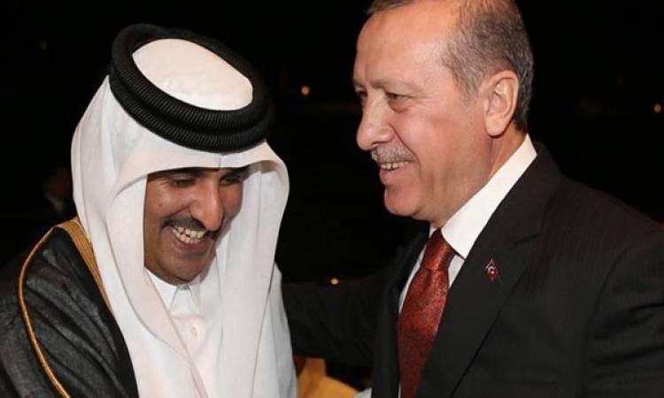 تركيا وقطر .. علاقة حميمية تسعى للسيطرة على العالم الإسلامي