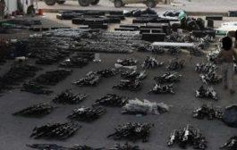 الخارجية الأمريكية تنشر صور شحنة أسلحة إيرانية كانت في طريقها للحوثيين