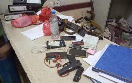 الحزام الأمني بالشيخ عثمان يضبط