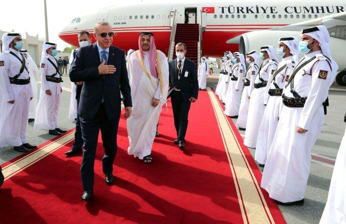 الأموال القطرية لا تنقذ أردوغان من أزماته