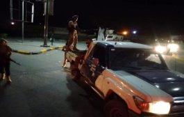 أمن العاصفة يلقي القبض على مطلوبين في عدن