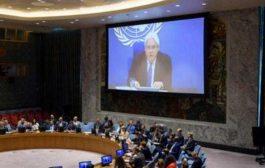 """إحاطة مرتقبة لـ""""مارتن"""" عن اليمن في مجلس الأمن مساء اليوم"""
