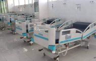 مفوضية اللاجئين في اليمن تقدم دعمآ لوحدة العناية المركزة في مستشفى الجمهورية بعدن