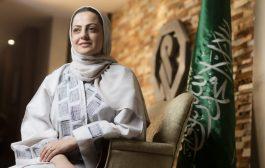 رانيا نشار تحصد جائزة المرأة المتميزة في الاقتصاد والمصارف