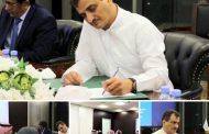 محافظ عدن يبحث مع القائمين على البرنامج السعودية المشاريع التنموية التي ستستهدف العاصمة