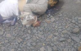 على طريقة داعش.. مليشيا الحشد الشعبي تذبح نجل قائد عسكري بتعز