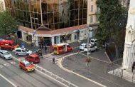 عاجل : قتيلان في هجوم بسكين في مدينة نيس الفرنسية