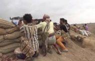 القوات المشتركة تكسر محاولتي تسلل للمليشيات الحوثية في حيس