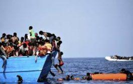 منظمة الهجرة تعلن عن وفاة ٨ مهاجرين وفقدان ١٢ آخرين بعد فشلهم في الوصول لليمن