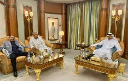 الناطق باسم الانتقالي يؤكد على المرجعية السياسية الواحدة لاجهزة الأمن في عدن