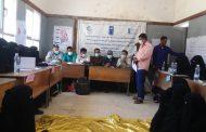 الصندوق الاجتماعي للتنمية يختتم الدورات التدريبية للمثقفات المجتمعيات بــ حــقــل الازارق