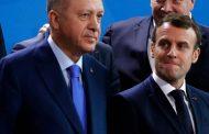 فرنسا تطالب بعقاب تركيا .. وأردوغان يندّد برسم كاريكاتوري