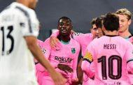 على حساب اليوفي .. برشلونة يعود بفوز ثمين في دوري ابطال أورباء