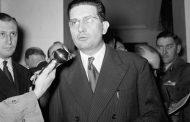 جاك سوستيل يميني متطرف عذب الجزائريين وأعاد الاعتبار لعلم إنساني