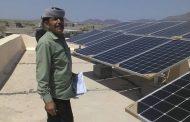 مدير عام المضاربة يستلم معدات تحلية لمياه خور العميرة