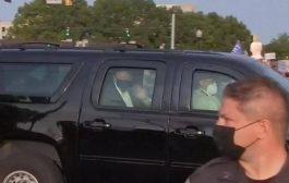ترامب يغادر المستشفى الذي يتعالج فيه من فيروس كورونا بشكل مفاجئ