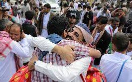 تحديد موعد تبادل الأسرى بين الحكومة وجماعة الحوثي
