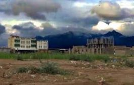 قوات العمالقة تنشأ نقاط عسكرية طبية بمركز حيس