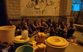 أمن عدن يضبط مصانع خمور يدوية وباص محمل بخمور