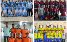 فيما يلعب اليوم الاحد شمسان والشعلة.. المنصورة والميناء يتأهلان للدور الثاني من دوري الكرة الطائرة