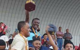 نصر عدن يفوز بكاس الاسقلال الوطني على حساب الجلاء