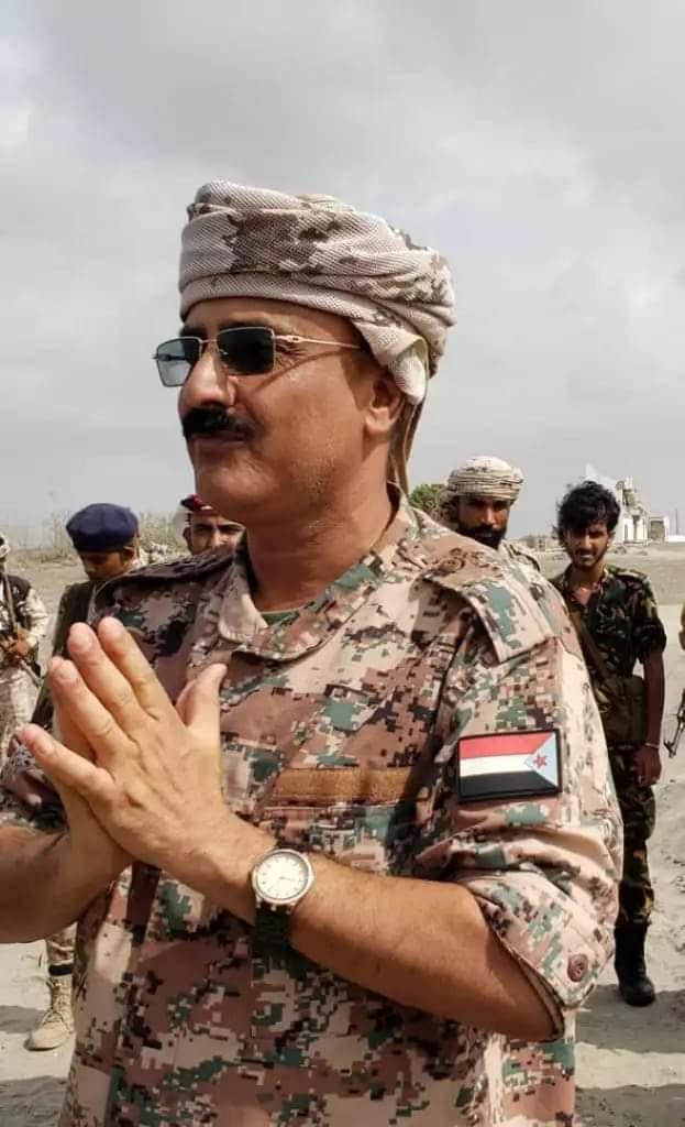 اللواء باعش : ينفي وجود اي مشكلة في عملية استلام وتسليم مقر القوات الخاصة في ابين