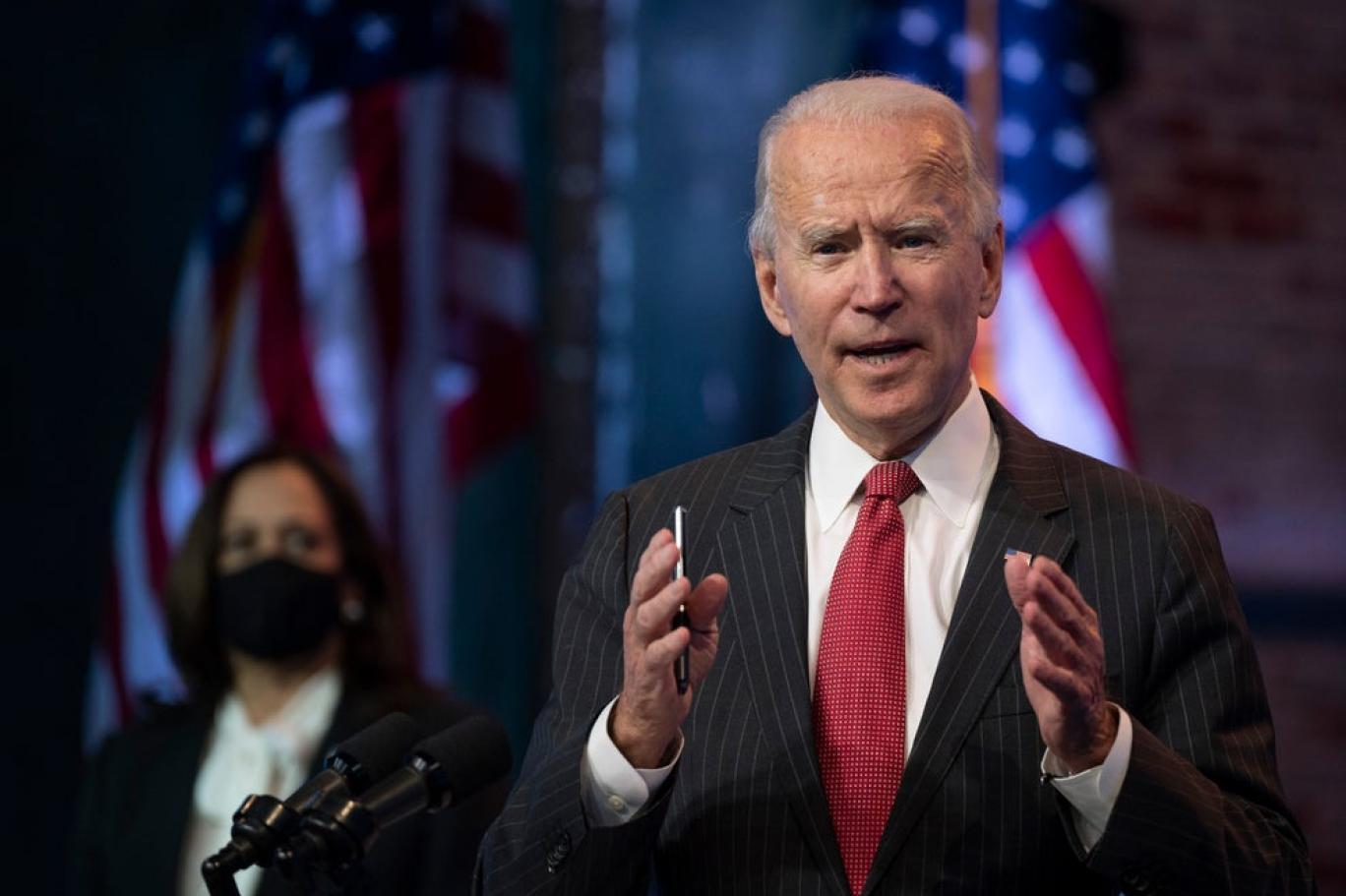 بايدن يتلقى أول إحاطة أمنية سرية كرئيس منتخب