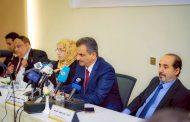 محافظ عدن يدشن أعمال الفريق الوطني