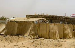 الهجرة الدولية: نزوح نحو 28 ألف أسرة في اليمن منذ مطلع العام الجاري