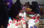 احتفالاً بالاستقلال : جمعية المرأة الريفية في لحج تقيم معرضاً لمنتجات المرأة في المركز ل 16