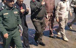 وزير الداخلية يتفقد مطار عدن الدولي ويطلع على حجم الأضرار التي لحقت به
