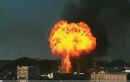 انفجار في مدينة البيضاء يسقط 60 قتيل وجريح