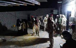 القبض على عناصر إرهابية في دوعن والضليعة ورأس حويرة بحضرموت