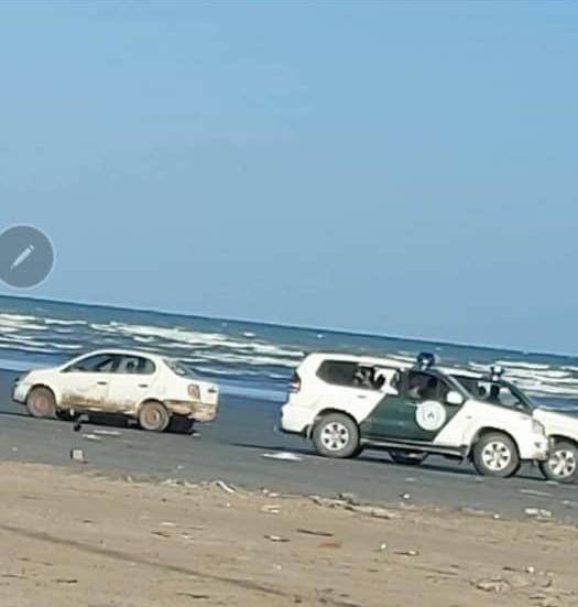 الدعم والإسناد تنشر دوريات على شواطئ ومتنفسات عدن لمكافحة الظواهر السلبية