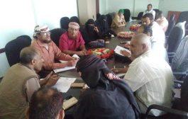 مدير مكتب التربية والتعليم في لحج يؤكد على أهمية التوجيه في تطوير التعليم