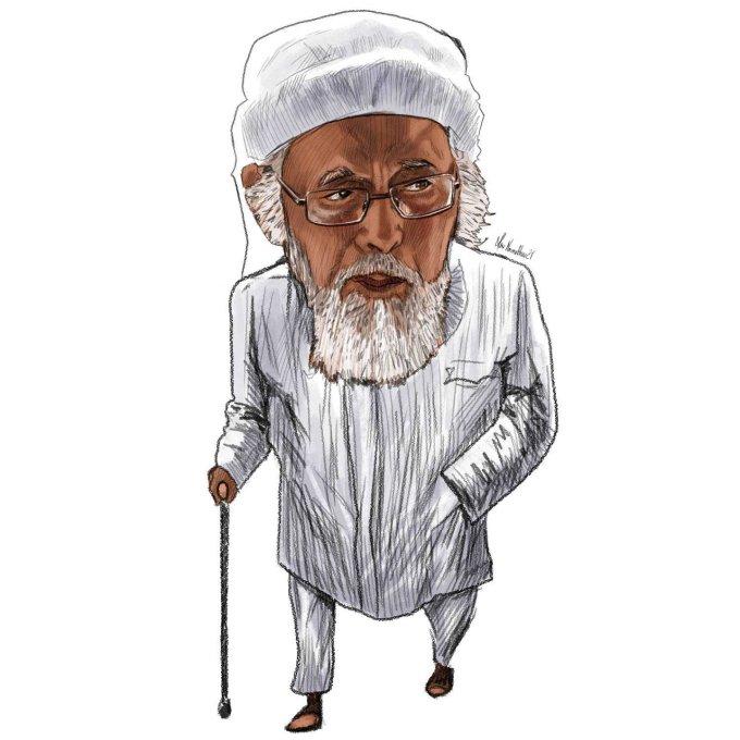 أبوبكر باعشير زعيم الإسلاميين في إندونيسيا العائد من دولته التكفيرية الموازية