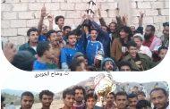 القبة يتوج بلقب بطولة الشهيد فواز ناجي محسن بقعطبة