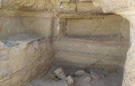 اكتشاف مقبرة أثرية بمحافظة حضرموت بمديرية دوعن
