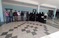 المعنيين أكاديميا في جامعة عدن يصعدون وينفذون إضراباً شامل